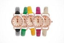 229041 - <WC060-BE14>我的阳光皮革手表