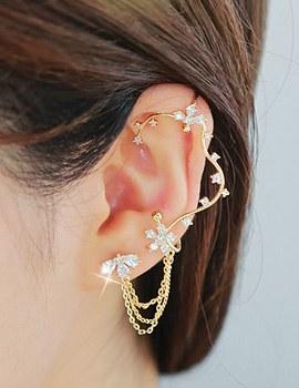 887131 - <EC112-S> [银针]王朝耳箍
