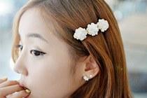 228324 - <HA029-H3>一大堆花瓣发夹