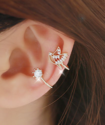 233136 - <EC040-CB16>甜蜜鸟耳朵全耳仪式
