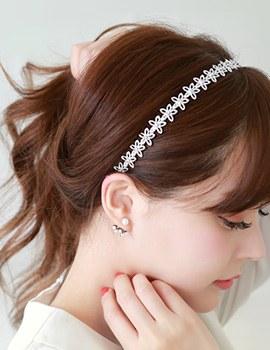 1043309 - <HA369-EG02>浪漫的花发带