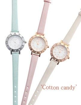 1043892 - <WC093-BE10>棉花糖果手表