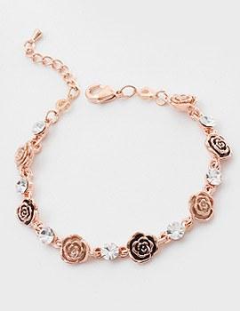 1044190 - <BC487_S> [当天送货]甜玫瑰镯子