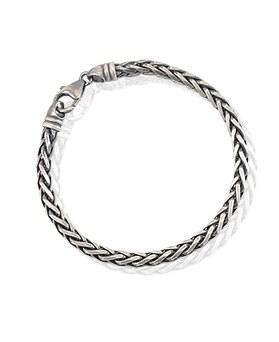 1044785 - <BC607_B> [银色]围栏链镯镯子