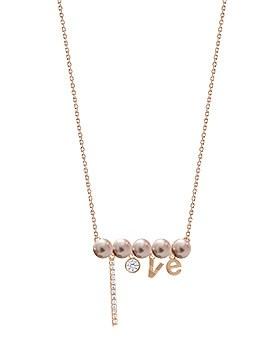 1044932 - <NE348_IF08>幸福珍珠项链
