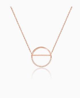 1045457 - <NE390_S> [售罄]甜圈项链