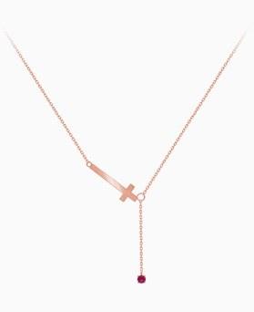 1045602 - <NE405_BC19> [银色]生动的十字架