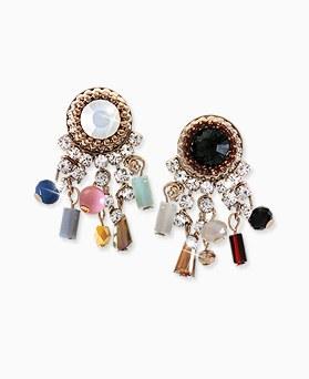 1045630 - [夹式] [手工制作]凡妮莎降耳环