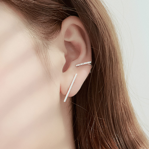 1045750 - <ER1340_DM04> [当天发货] [夹式]不平衡拍杆耳耳圈