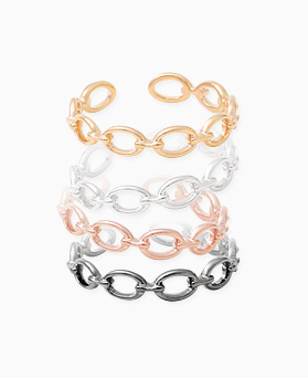1045841 - <RI723_JD25> [银色] Buddy链条环环