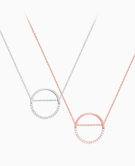 1045928 - <NE430_BF03>シャラン圆项链链