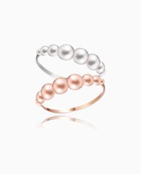 1046402 - <RI736_AA07> [银色]锗泡沫环