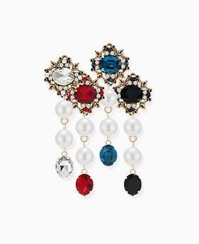 1046476 - <ER1430_CC15> [夹式]海棠珍珠降耳环