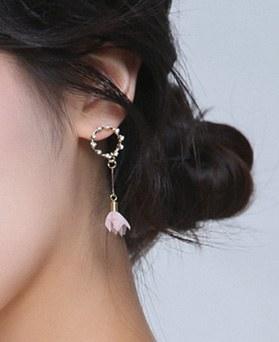 1046694 - <ER1585_S> [售罄] Meryl花耳环