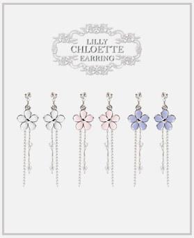 1046976 - <ER1677_DF12> [夹式] Lily cloet atrium