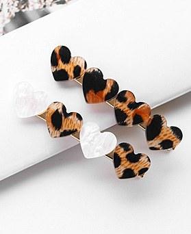 1048381 - <HA711_FA08> [2个1集]豹纹爱爱索引图钉
