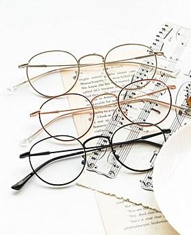 1048391 - <FI163_CA00>市苗条圆眼镜