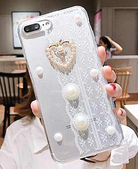 1048546 - 可爱蕾丝珍珠iPhone的文件