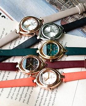 1048551 - 游览皮革手表