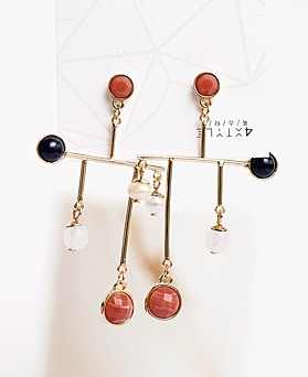 1048662 - <ER2117_DB18> [벨样式] Annabelle降耳环