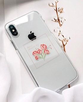 1048692 - <FI239_DM07>礼品康乃馨iPhone兼容