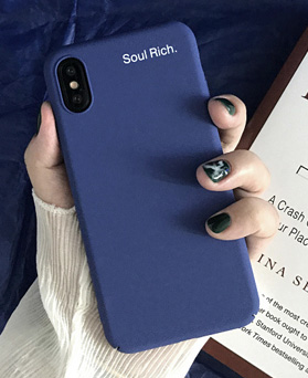 1048883 - Soul丰富的蓝色iPhone兼容