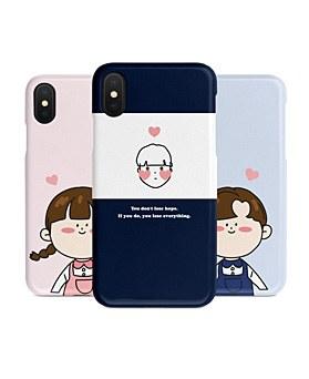 1048953 - <IP0031>可爱情侣情侣iPhone兼容例