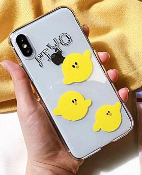 1049002 - <IP0049>黄色小妞iPhone兼容