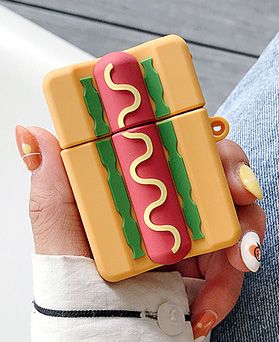1049076 - <AP0482>兼容Great Hot Dog AirPods