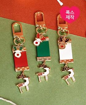 1049116 - <AP0495> [手工制作] Weed Rudolph钥匙圈