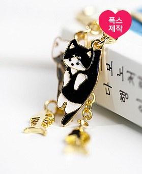 1049131 - <BK078> [手工制作]猫书签