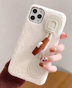 1049463 - <IP0074> Duffel呢子大衣iPhone兼容例