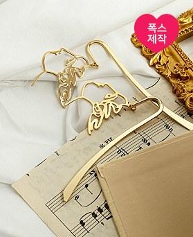 1049514 - <BK119> [手工制作]书签Golden Guards