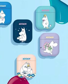 1049357 - [Moomin正品] Moomin AirPods兼容箱