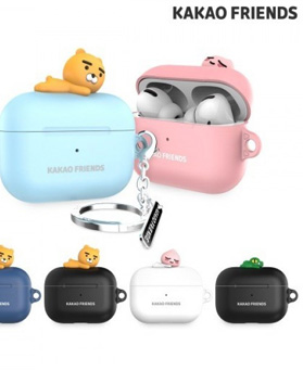 1049816 - 【可可豆正品】可可豆Friends AirPod Pro兼容图钥匙扣硬盘案件