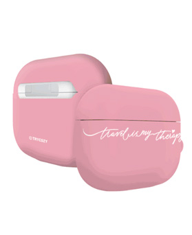1050027 - Tricozy Hanafang AirPod Pro兼容硬盒粉彩刻字