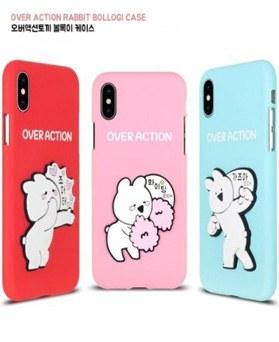 1050110 - [正版] Over Action Rabbit Convex iPhone兼容箱