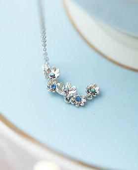 1050168 - <NE605_IF04> [施华洛世奇] Aramode Flower项链