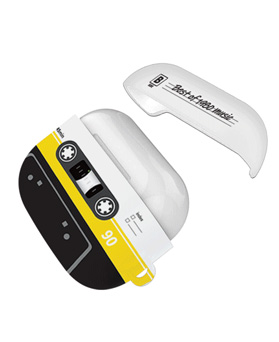 1050205 - Tricozy Hanafang AirPod Pro兼容硬盒式磁带