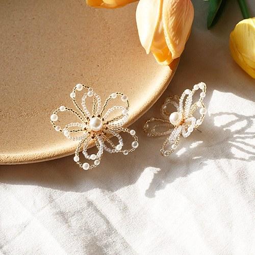 1050239 - 珍珠耳环